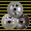 diamond tool:Electroplated cup wheel:125mm