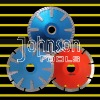 diamond tools:diamond saw:cutting disc:sintered concave:125mm