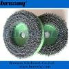 durable diamond abrasive brush