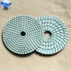 flexible diamond stone polishing pad