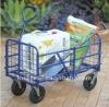 garden cart, garden trolley,folding garden cart,utility wagon