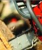 gasoline power 58cc chain saw