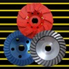 grinding tool:grinding wheel:turbo125mm