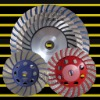 grinding wheel:diamond cup wheel:turbo
