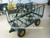 heavy duty garden hand trolley