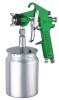 high pressure spray gun W-71S green