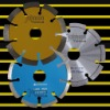 laser welded saw blade: 115mm saw blade for concrete