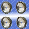 metal bond diamond wheels for glass straight line machine