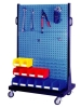 mobile perforated panel