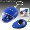 mouse shape opener with keyring