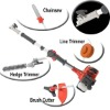 multifunction hedge trimmer with CE in Europe market