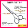 "new style handle hairdressing scissors(TD-AA250,5.0"")"
