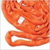 orange lifting belt