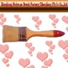 paint brush, no.1752