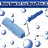 paint roller brush 2071