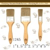 painting brush no.1248