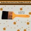 painting brush, no.1572