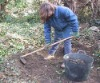 plastic gardening buckets,storage pails&tools