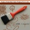 plastic paint brush no.1148