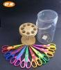 plastic stationery scissor