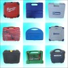 plastic tool box for various of style and size colorful portable