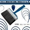 polyester paint brush no.1098