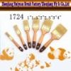 polyester paint brush , no.1724