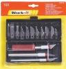 precision knife hobby knife set