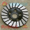 premium 7'' 180mm Straight Turbo Diamond Grinding Cup Wheel for Concrete--COPZ