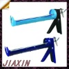 "professional 9""manual iron handle glue caulking sealant gun powder tone half barrel caulking gun"