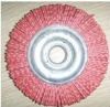 red wire wheel brush