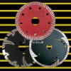saw blade:diamond saw blade:Sintered saw blade:turbo:115mm