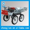self-propelled sprayer car for garden farming