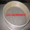 sell good quality wooden test sieve
