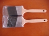 sharp taper filament paint brush with palstic handle