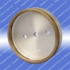 sintered bronze bond diamond grinding wheel for glass and stone grinding