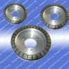 sintered bronze bond diamond grinding wheel for grinding glass