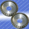 sintered metal bond diamond grinding wheel for glass grinding