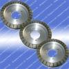 sintered metal bond diamond grinding wheel for grinding glass
