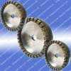 sintered metal bond diamond wheels for glass straight line machine