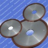 sintered resin bond parallel diamond wheel for metal