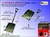 snow shovel and car ice scrape set tools G801-C
