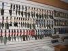 stainless steel or carbon steel blade trowels