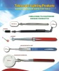 telescopic mirror, magnet pick up, inspection mirror