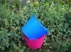 tubtrug buckets,plastic garden water pail