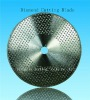 two sides Electroplated diamond cutting blades