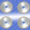 vitrified bond diamond grinding wheel for high speed steel grinding and polishing