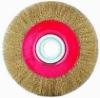 wheel cleaning brush