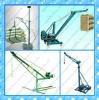 wide application mini electric hoist