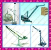 widely used small electric hoist